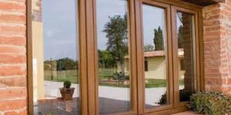 Serramenti in pvc con rivestimenti legno ampia scelta - Porte e finestre pvc ...
